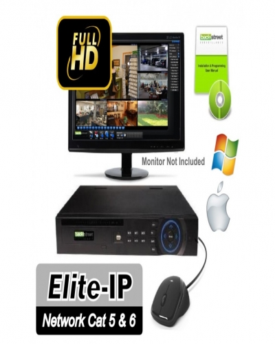 ELITE-IP 32 CHANNEL NVR