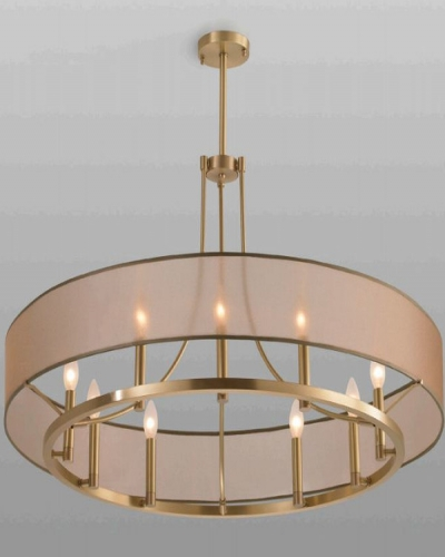 Ghost 9 Light Pendant by ILEX