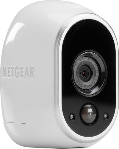 Wireless High-Definition Security Camera
