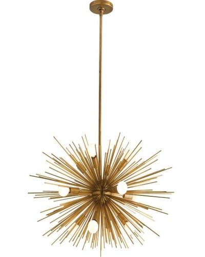 Zanadoo 12 Light Geometric Pendant